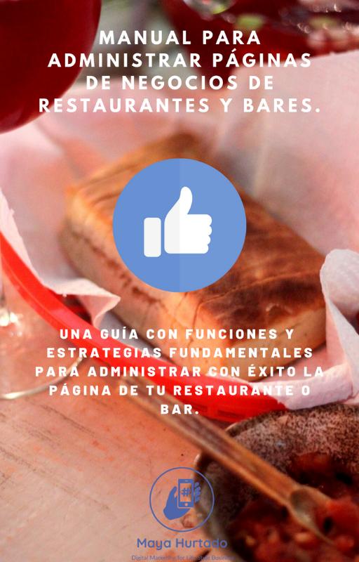 Manual de páginas de negocios de restaurantes y bares